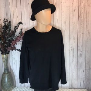 J crew bundle sweater and hat